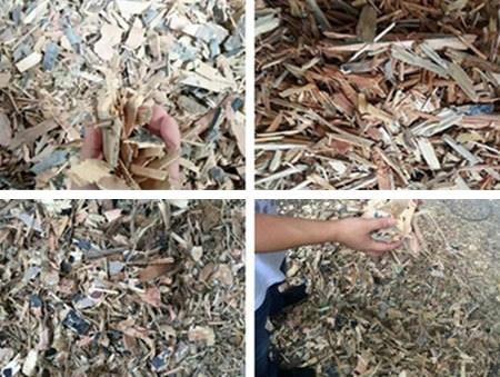 木材撕碎机
